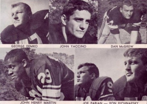 Remembering the Wheeling Ironmen of the Continental Football League
